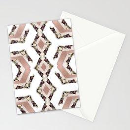 Fruit Diamonds Photographic Pattern #2 Stationery Cards