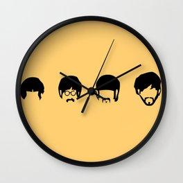 Fab4 Beeatles Wall Clock