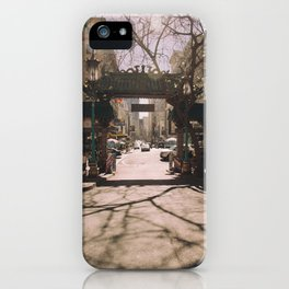 Dragon Gate iPhone Case