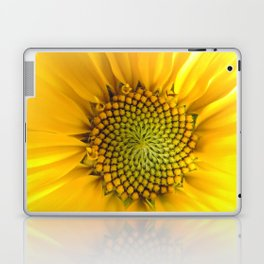 sunflower light Laptop & iPad Skin