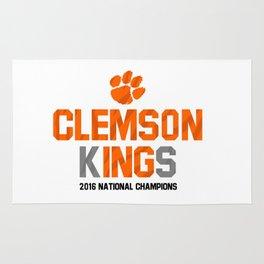 Clemsoning college football Rug
