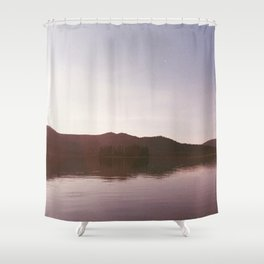 Shift Shower Curtain