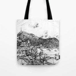 Charlotte Amalie, Saint Thomas Tote Bag