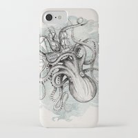 ships iPhone & iPod Cases featuring The Baltic Sea by David Fleck