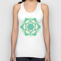 lights Tank Tops featuring Lights by La Señora