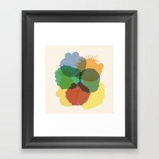 Yay Sesame2 Framed Art Print