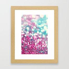 Twinkle Sparkle and Shimmer Framed Art Print