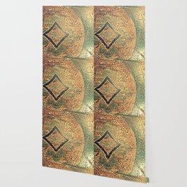 Medallion Wallpaper