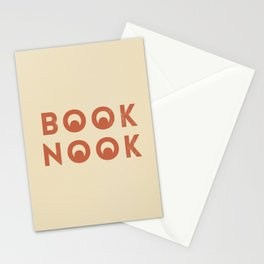 Book Nook Stationery Cards