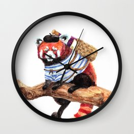 Naturalized Citizen Wall Clock