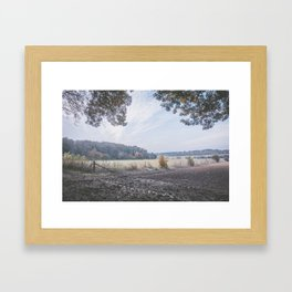 Around Luxembourg Framed Art Print
