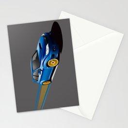 Blue Wonder Stationery Cards