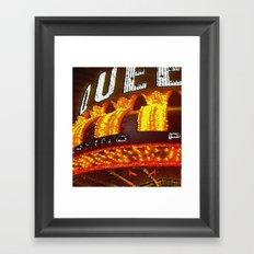Vegas Queen - By CD Kirven Framed Art Print