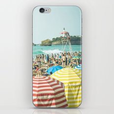 Colorful holiday iPhone & iPod Skin