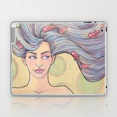 Tattooed Mermaid 7 Laptop & iPad Skin