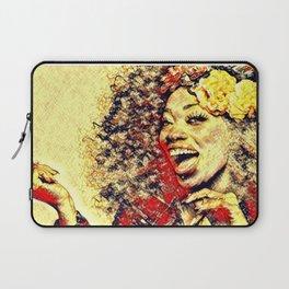 Ebony Joy Laptop Sleeve