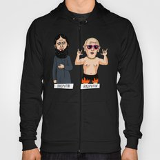 Rasputin and RadPutin Hoody
