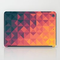 infinity iPad Cases featuring Infinity Twilight by Picomodi