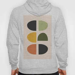 Abstract Shapes 42 Hoody