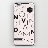 Avant-Garde iPhone & iPod Skin