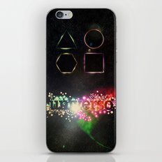 Universo iPhone Skin
