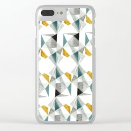 Turning torsos Clear iPhone Case