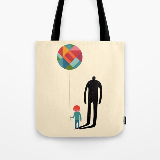 Grow Up Tote Bag