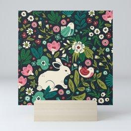Forest Friends Mini Art Print