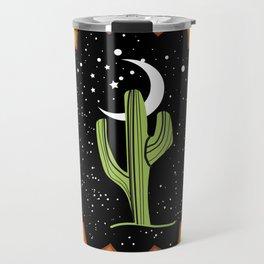 Cactus Country Travel Mug