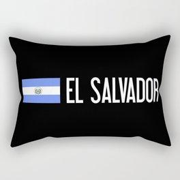 El Salvadoran Flag & El Salvador Rectangular Pillow