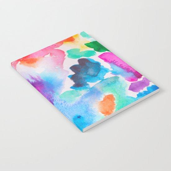 SOMETHING SPLENDOROUS Notebook