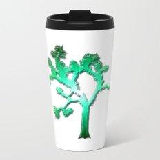 Joshua Tree Verdant by CREYES Metal Travel Mug