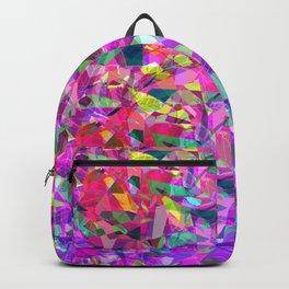 Fractal Heart Backpack