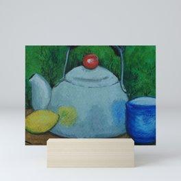 Afternoon Tea mm160320b Mini Art Print