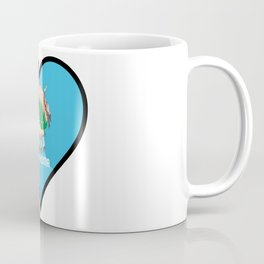 Love Oklahoma Coffee Mug