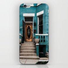At Your Doorstep iPhone & iPod Skin