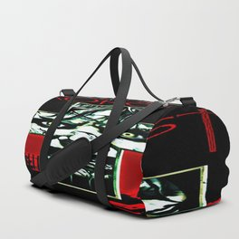 Exorcise Your Demons Duffle Bag