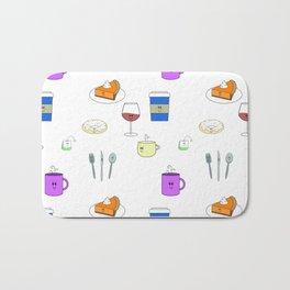 Cutesie Pattern Bath Mat
