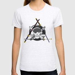 Zoro's Katanas - One Piece T-shirt