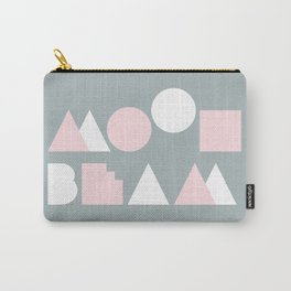 Moonbeam Mountains Carry-All Pouch