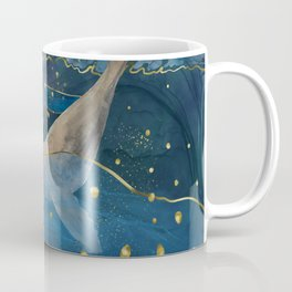 The Sea Lion's Dream - the race for food in warming oceans Coffee Mug