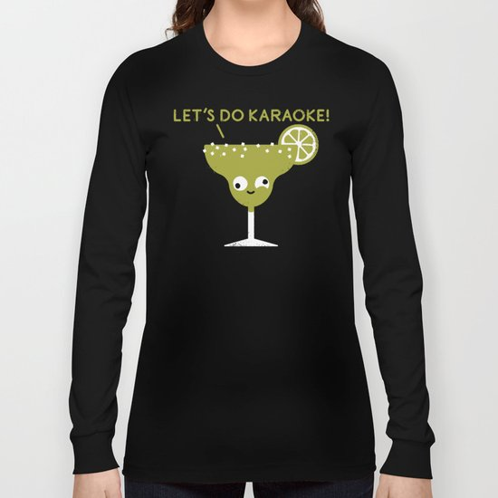 Marge in Charge Long Sleeve T-shirt
