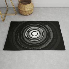 Enso Circles - Zen Circles #2 Rug