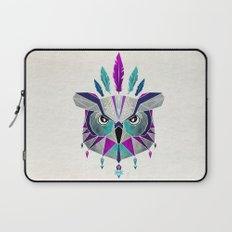 owl king Laptop Sleeve
