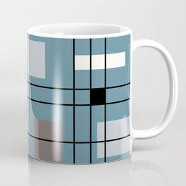 1950's Abstract Art Coffee Mug
