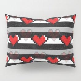 8-Bit Love Pillow Sham