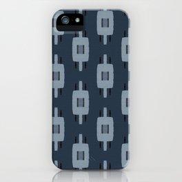 TAMAS INDIGO iPhone Case