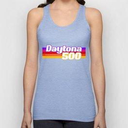 Daytona 500 NASCAR Unisex Tank Top