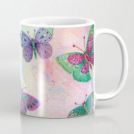 A ButterFlies World by Maureen Donovan Coffee Mug