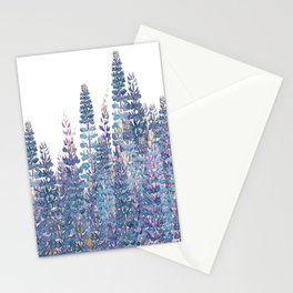 Lupine Love Stationery Cards